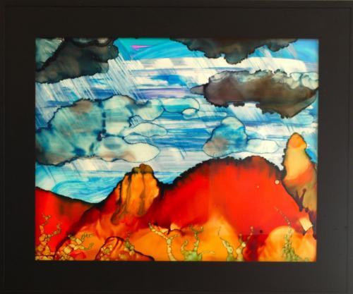 Canyon Storm 21 x 25