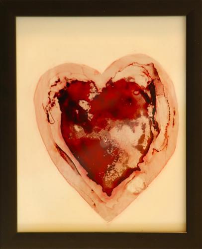Heart 11 x 9